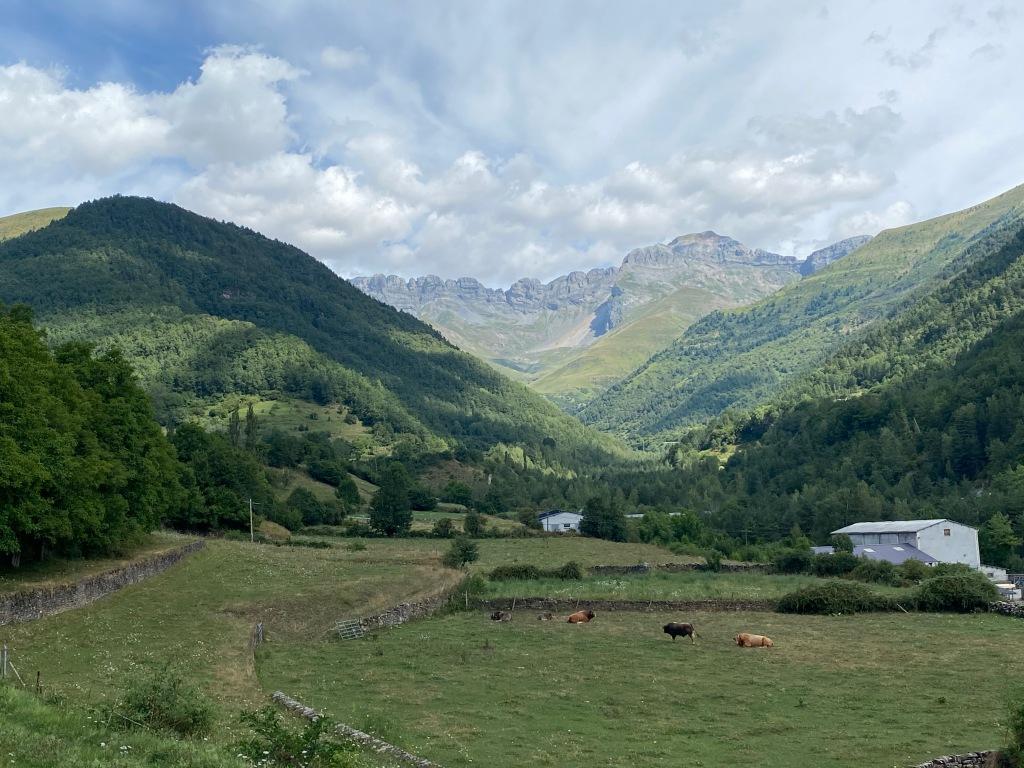 Valle del Sorrosal.